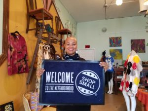 Detroit-based Fiber Works and other neighborhood businesses will get a boost from the expansion of Small Business Saturdays, a take-off from the American Express Shop Small campaign.