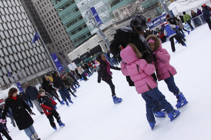 Blast Off: Bundle up for the Meridian Winter Blast