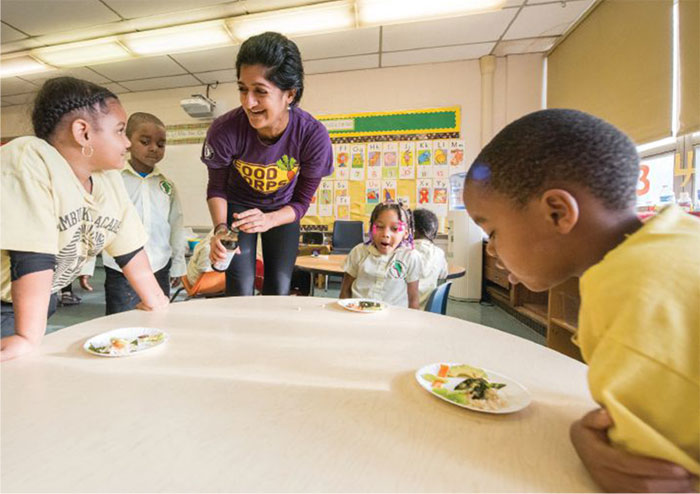 Try it Tuesdays: How schools are helping our kids develop healthier habits