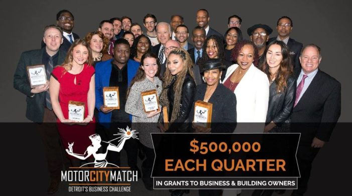 Small business support program Motor City Match to hold info session March 20