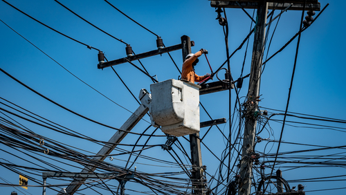 Powerful Recovery: Thank You DTE Energy