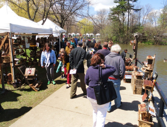 The Palmer Parker Art Fair is back, bigger and better than ever