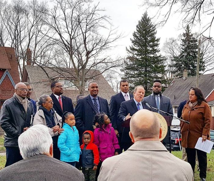 Detroit's Fitzgerald neighborhood moving forward with bold new development plan