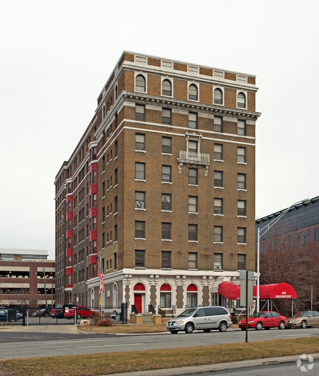 Broder & Sachse to renovate historic 40 Davenport building, partners with city for responsible rehabilitation