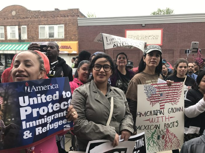 ICE sends chills throughout Southwest Detroit: Roundups and rumors leave Hispanic neighborhoods on high alert