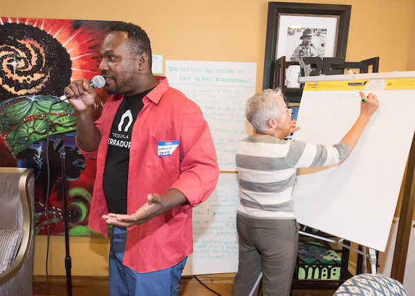 Raw and Relevant: Real Change, Real Talk forum sparked honest emotions among Detroit leaders