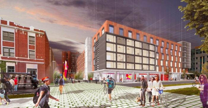 Midtown's Sugar Hill District to Gain $32 Million Housing Development with Affordable Housing