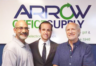 Arrow makes its mark on Detroit