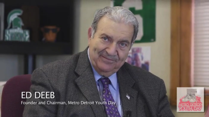 Detroit kids on a better path thanks to Ed Deeb