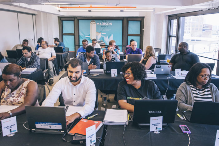 Detroit at Work and Grand Circus provide free tech training to eligible Detroiters