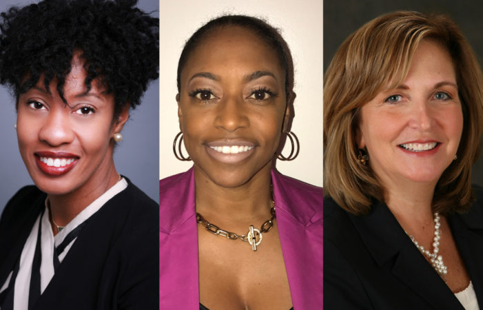 United Way's three new leaders will help expand education, health and economic prosperity