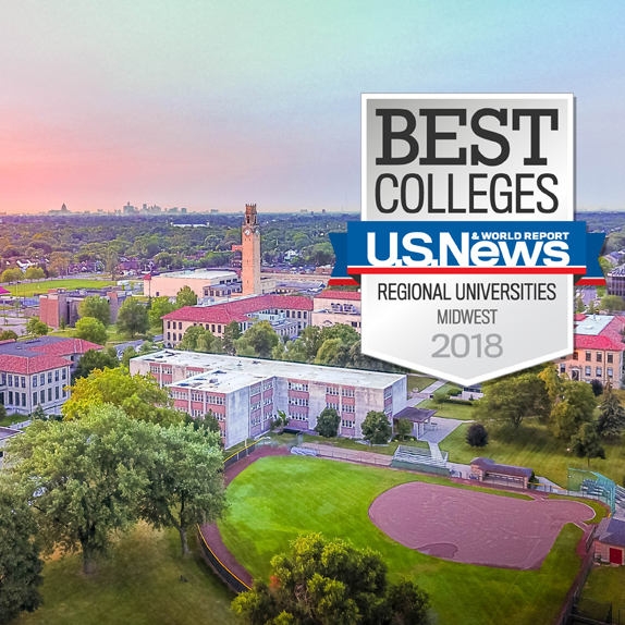 Detroit university named one of U.S. News & World Report's best