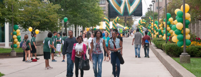 Wayne State waives application fee for all first-generation students