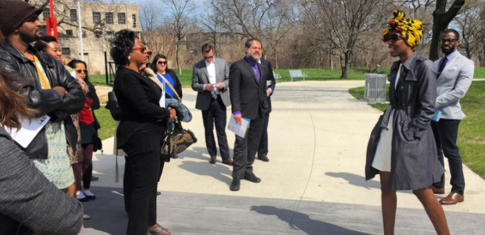 Detroit Orientation Institute offers tour of city's growing neighborhoods