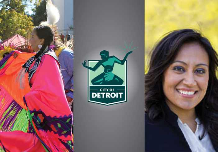 Indigenous Peoples' Day promoted by Detroit City Council Member Castaneda Lopez