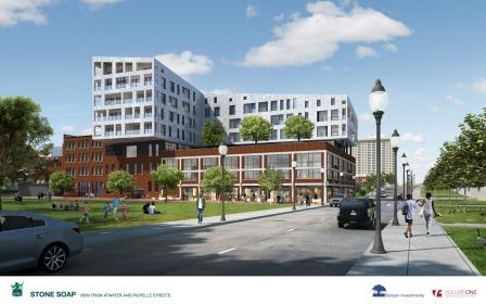 Detroit's Stone Soap building gets $27 million makeover with 63 new residential units, retail space