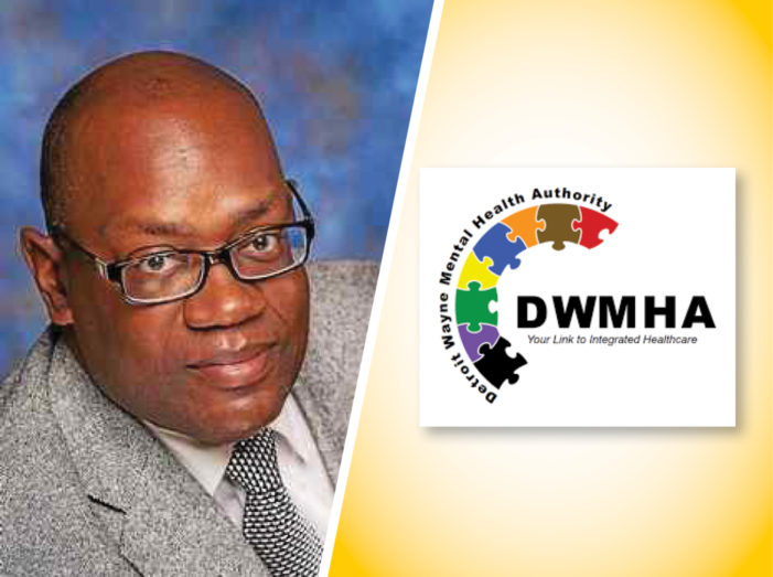 Willie Brooks Named To Head Detroit Wayne Mental Health Authority