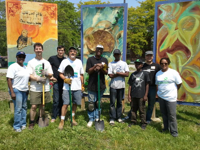 Jefferson East, Inc. recognized for transforming Detroit's east side neighborhoods