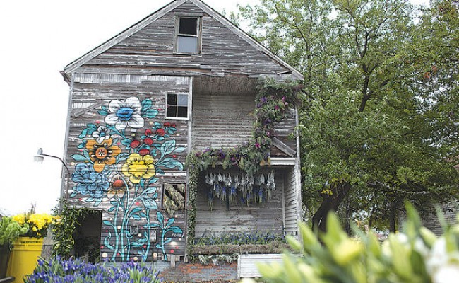 Need a dose of floral inspiration? Check out the first Detroit Flower Week