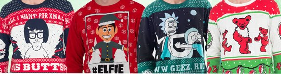 Detroit looks to set Guinness World Record for most ugly Christmas sweaters at single gathering