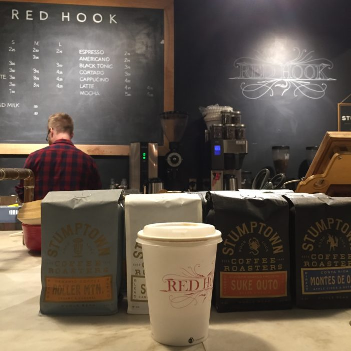 The Red Hook Coffee opens in Midtown