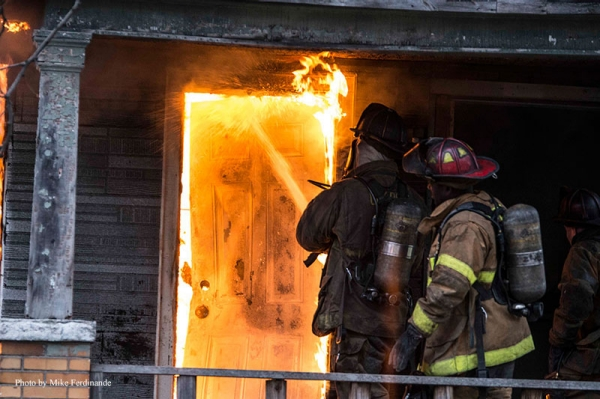 Wayne State professor researching risk of hearing loss in Detroit firefighters