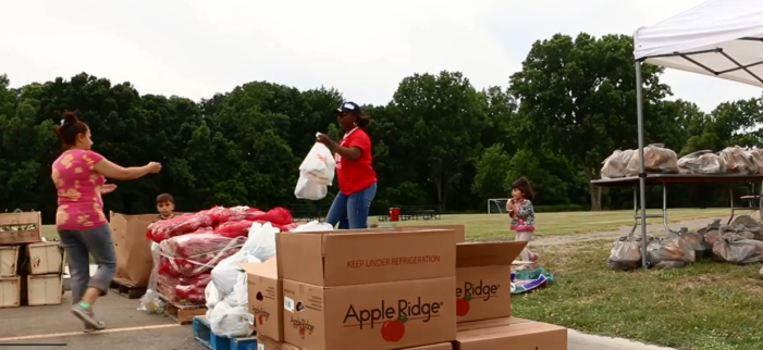 $500,000 grant from FCA Foundation gives kids in southeast Michigan more access to nutritious food this summer