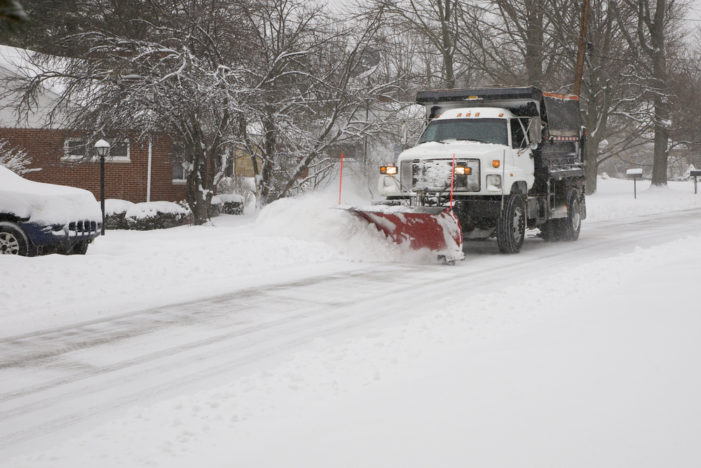 Be prepared: Here are Detroit's snow removal policies, list of warming centers