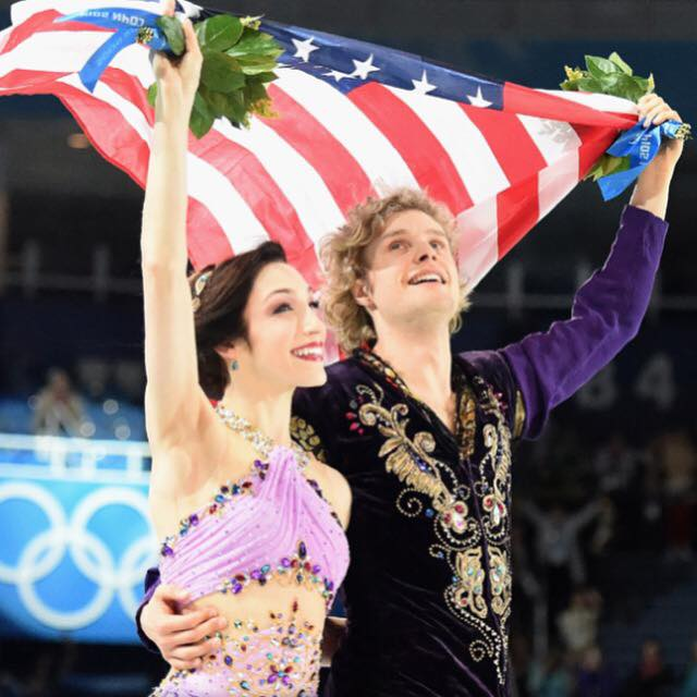 Olympic Gold Medalist Meryl Davis to teach young girls how to skate at The Rink at Campus Martius Jan. 27