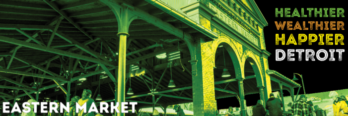 Headed to Eastern Market's Saturday Market Jan. 13? It's in Sheds 4 & 5 this weekend