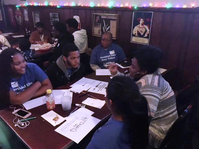 Detroit's future from the mouths of babes: Young people discuss their neighborhoods at 'Real Change, Real Talk'