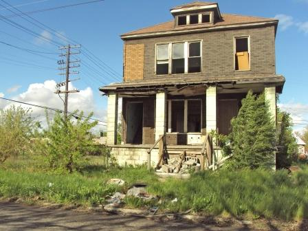Does code enforcement = blight removal?