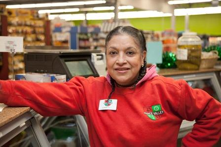 Juanita Guevara works toward recovery and wellness at Prince Valley Market