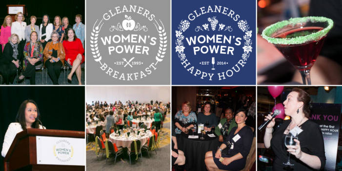 Women's Power Breakfast kicks off Gleaners campaign to provide 1 million meals for hungry kids in southeast Michigan