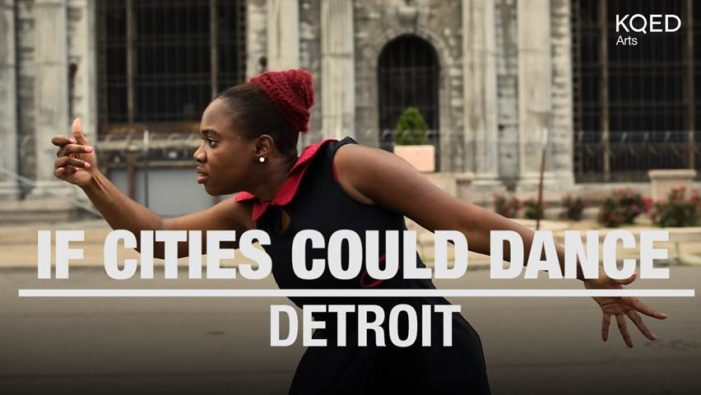 Detroit dancer Erika 'Big Red' Stowall featured on new online PBS series