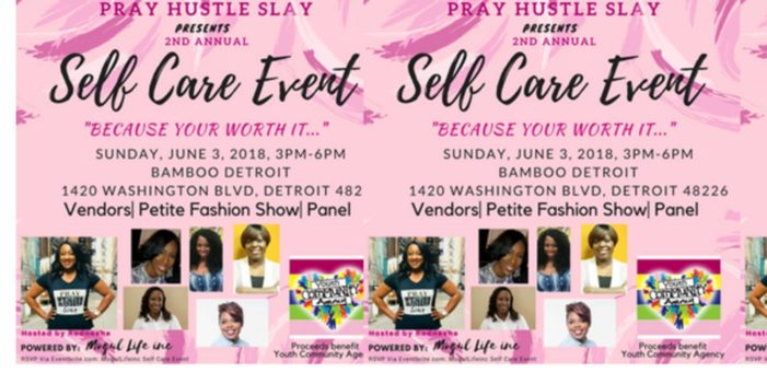Learn to take your own advice at Mogul Life inc Self Care Event June 3