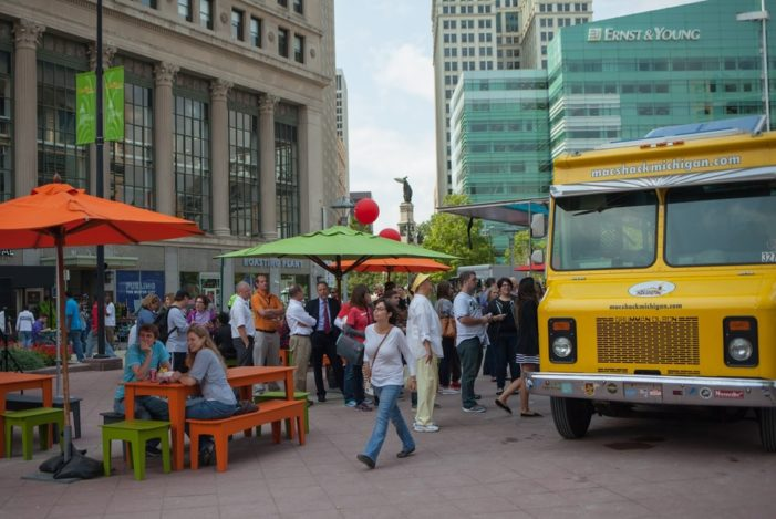 Small businesses to be featured at Detroit summer parks events