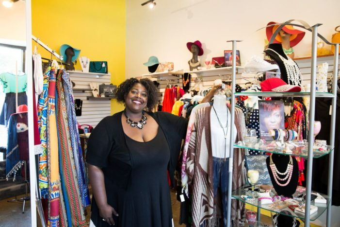 Detroit's Voluptuous Bien' Aime Boutique captures a growing niche, curvy women