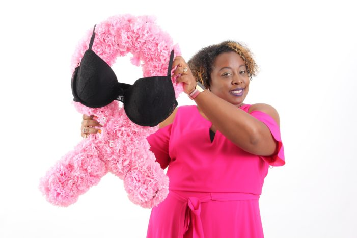 Enterprising entrepreneur creates sexy clothing line for breast cancer survivors