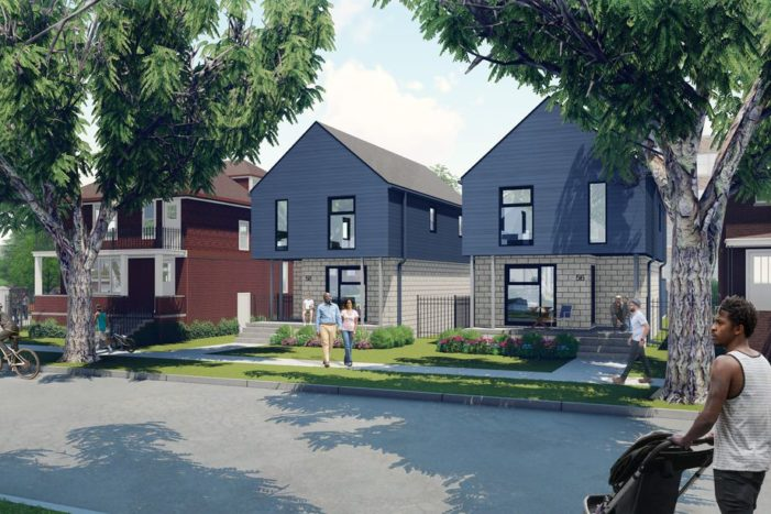 Develop Detroit to build or renovate 70 homes in North End and Grandmont-Rosedale neighborhoods