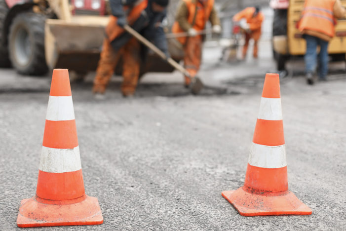 Good-bye potholes! City of Detroit launches project to resurface 88 miles of roads this year, provide jobs