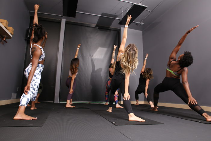 Ready to sweat? LCD Hot yoga studio opens West Village