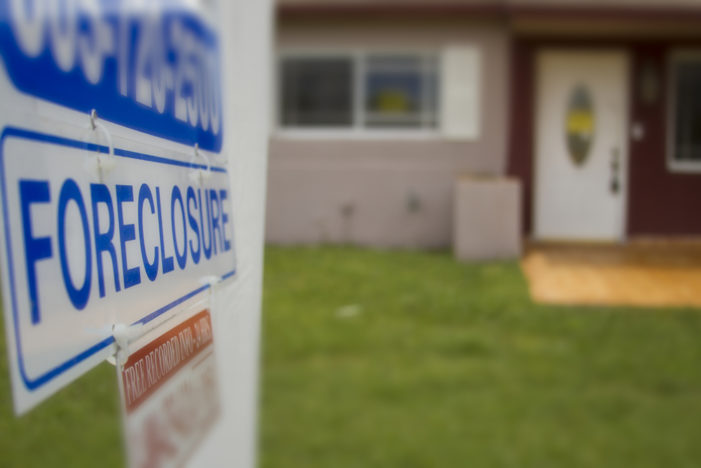 Tax foreclosures down 89 percent since 2015, drop expected to continue
