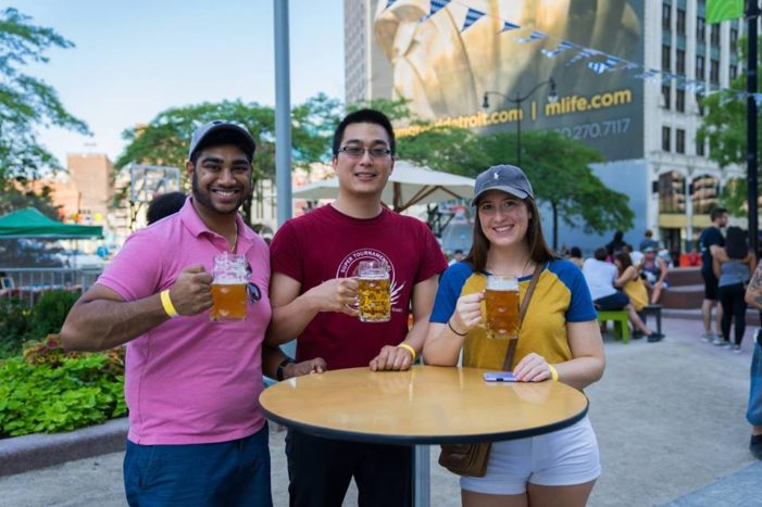Celebrate fall at the 4th annual Parktoberfeset Sept. 21-23