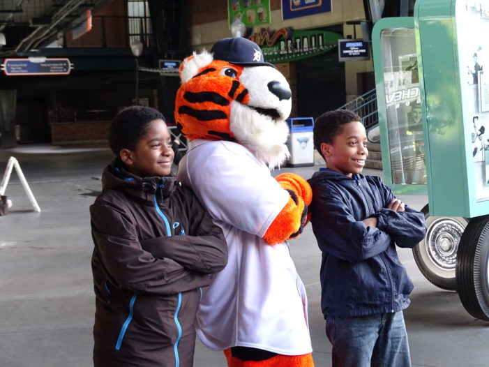 Comerica Bank to host family day at Comerica Park to benefit local youth groups