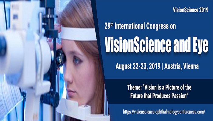 29th International Congress on VisionScience and Eye
