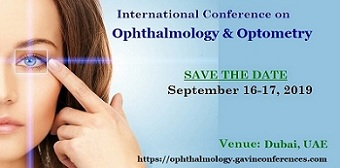 International Conference on Ophthalmology & Optometry