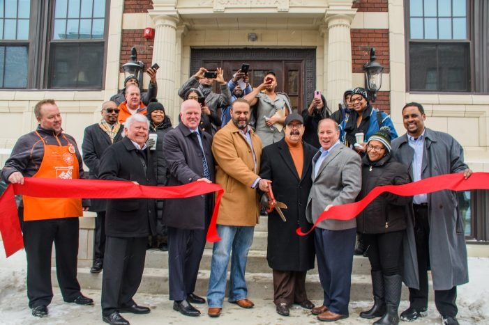 Grand opening of $7.2 million apartment complex welcomes disadvantaged Detroiters to Midtown