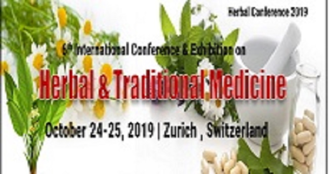 6th International Conference & Exhibition on Herbal & Traditional Medicine