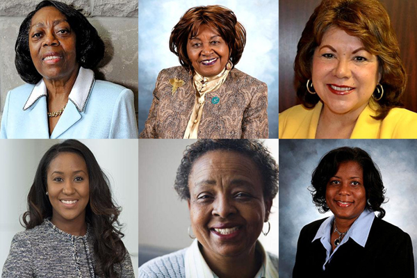 Women increase in numbers and influence in Detroit
